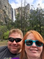 Us in Yosemite