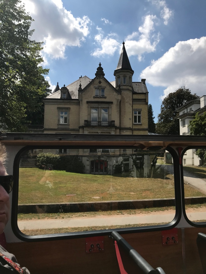 Amazing Mansions in Hamburg