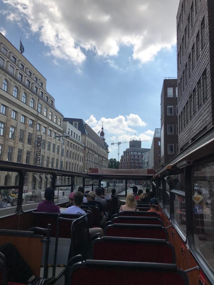 Hop On/Hop Off Bus Tour of Hamburg, Germany