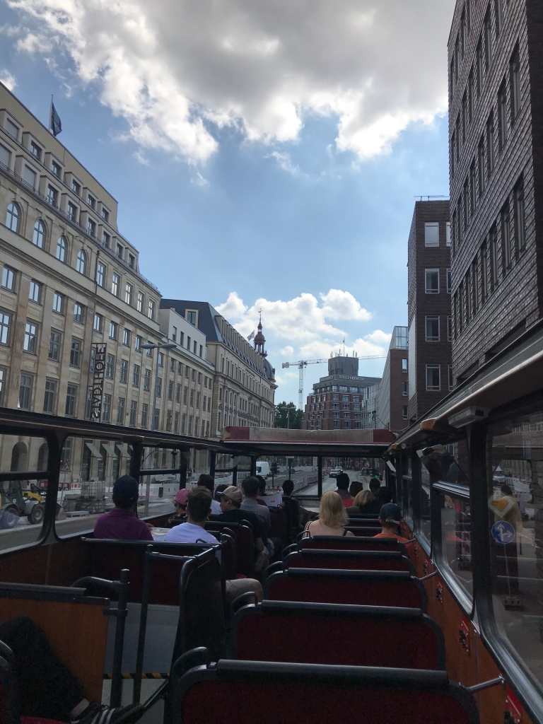 Hop On/Hop Off Bus Tour of Hamburg, Germany